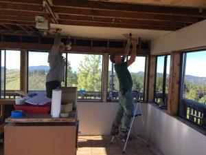 Chews Ridge Lookout - Renovation