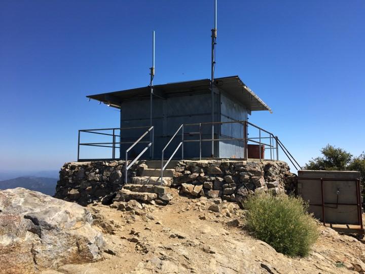 Cone Peak Lookout Tower